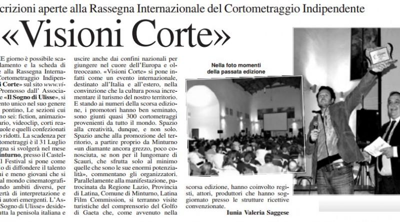 Latina Oggi 23-04-2013