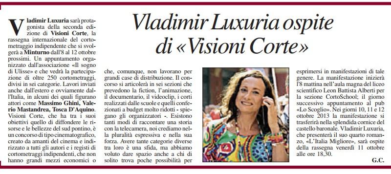 Latina Oggi 5-10-2013
