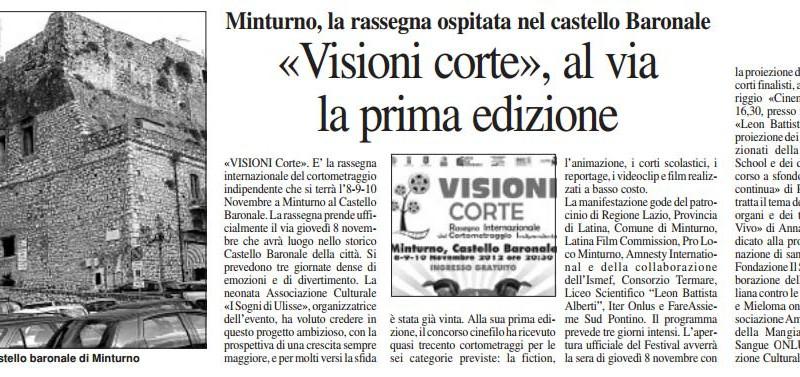 Latina Oggi 2-11-2012