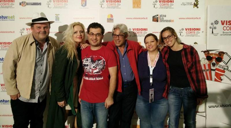 foto di gruppo martedi 6 ottobre 2015 visioni corte film festival