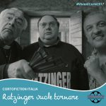 Ratzinger vuole tornare